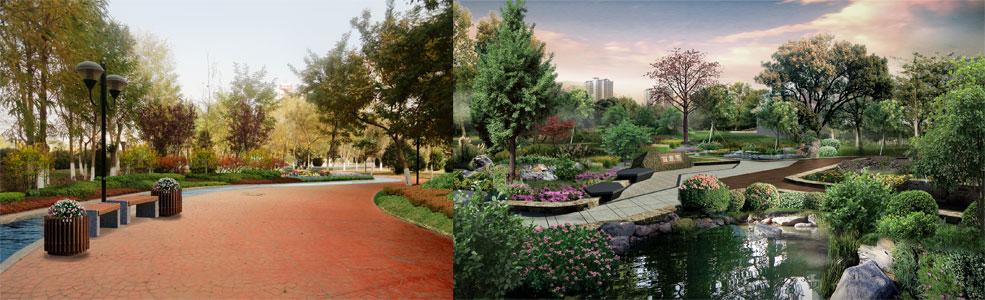 """2013年1月17日,库尔勒市塔里木油田生活小区景观改造方案公开招标,由我院规划设计的改造方案一举中标。自1989年,库尔勒塔里木油田生活小区建设之初,由我院承担了该小区的绿化总体规划和施工图设计(小区占地面积:1.22平方公里)。1995年和1998年该小区先后获得国家建设部""""95-97优秀示范小区奖""""、国家建设部""""优秀工程勘察设计表扬奖"""",自治区建设厅""""优美环境十佳小区奖""""、自治区建设厅""""优秀工程勘察设计一等奖&rdq"""
